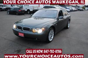 2004 BMW 7 Series for Sale in Waukegan, IL