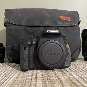 Canon EOS Rebel T3i for Sale in Fort Lauderdale, FL