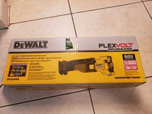 Dewalt 60VT for Sale in Charlotte, NC