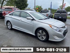 2013 Hyundai Sonata Hybrid for Sale in Fredericksburg, VA