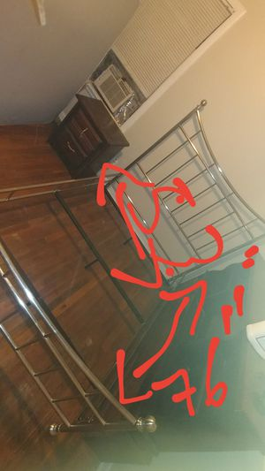 Bed frame Stainless steel for Sale in CORP CHRISTI, TX