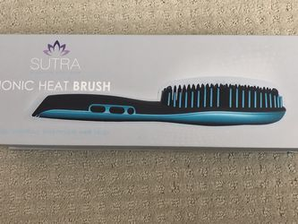 Sutra Ionic Heat Brush Hair Straightener for Sale in Rowland Heights,  CA