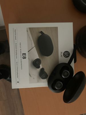 Bang & Olufsen Beoplay E8 Truly Wireless Bluetooth Headphones Earbuds for Sale in Fairfax, VA