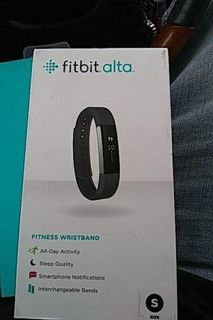 Fitbit Alta wristband size small for Sale in Medford, MA
