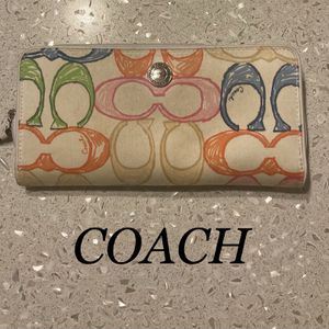 Coach Signature Wallet for Sale in Henderson, NV
