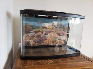Fluval vista 16 gallon fish tank for Sale in Schaumburg, IL