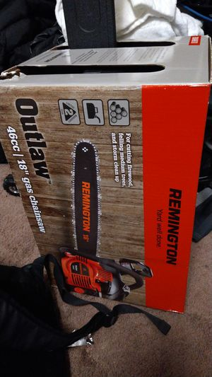Brand new remington chainsaw for Sale in Portland, OR