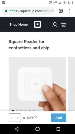 Square reader for Sale in Erie, PA