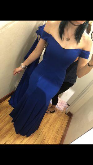 Colbolt blue prom/bridesmaid dress for Sale in Modesto, CA