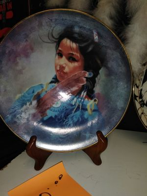 Collector plate for Sale in Amarillo, TX