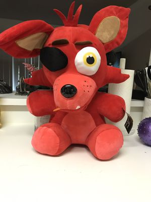Huge foxy plushy for Sale in Coral Springs, FL
