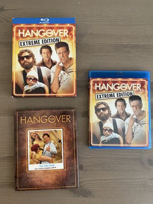 The Hangover Extreme Edition for Sale in San Jose, CA