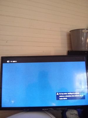 """SONY 28 1/2"""" by 17"""" flat screen for Sale in Chapel Hill, NC"""