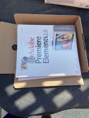 Adobe photoshop elements brand new for Sale in Santa Clara, CA