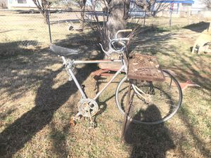 Antique bicycle for Sale in Lubbock, TX