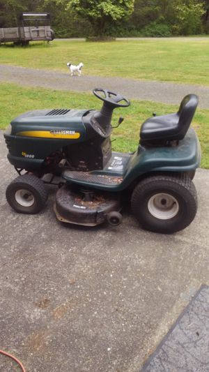 Riding lawn mower for Sale in Port Orchard, WA