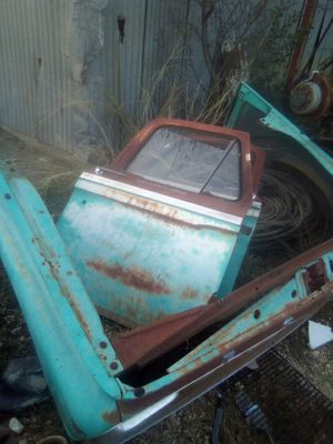 1964 Ford custom cab Doors no rust in side or out side rare. Garage keep all its life . Front end same way everything but Hood. No RUST!!!! for Sale in Cleburne, TX