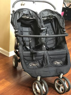 Citi mini baby jogger side by side double stroller for Sale in Kennesaw, GA