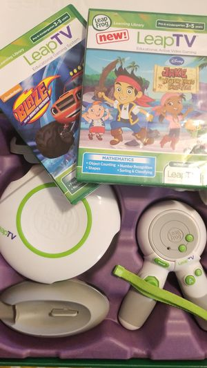 Leap frog LeapTV educational gaming for Sale in Hialeah, FL
