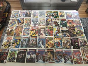 193 Marvel-DC-Ultraverse Comic Collection for Sale in Spencerville, MD