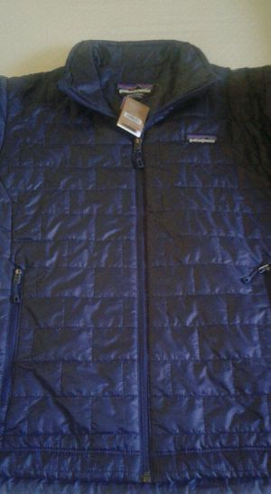 Patagonia Nano puff jacket SMALL for Sale in Seattle, WA