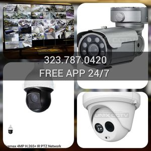 Professional surveillance cameras for Sale in Bell Gardens, CA