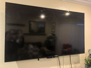 55 inch LG Smart TV with remote control for Sale in Paramount, CA