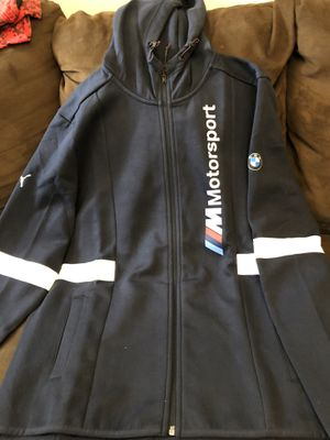 Brand new BMW x Puma hoodie with tags for Sale in The Bronx, NY