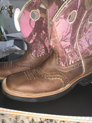 Ariat boots 60 for Sale in El Paso, TX