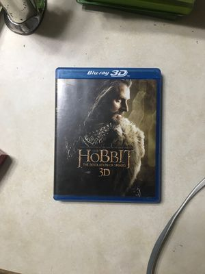 The Hobbit Blu Ray 3D for Sale in Gresham, OR