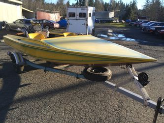 Speed boat, super charged for Sale in Portland,  OR