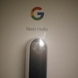 Google Nest Hello Doorbell New In Box for Sale in Las Vegas, NV