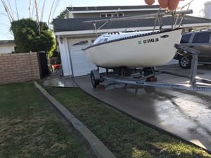 Mirage 5m with trailer for Sale in Huntington Beach, CA