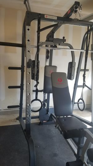 Marcy Smith Machine/Home Gym for Sale in Kyle, TX