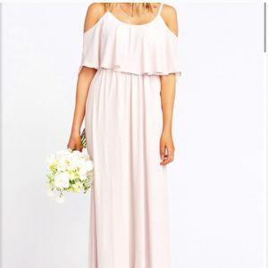 Show Me Your Mumu Caitlin Ruffle Maxi Dress for Sale in Washington, DC