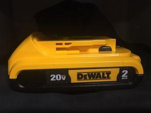 Dewalt battery set for Sale in Marlborough, MA