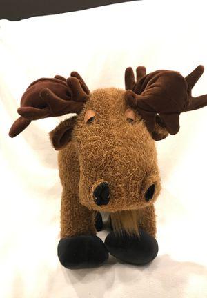 "Moose stuffed animal 20 "" long for Sale in Springfield, VA"