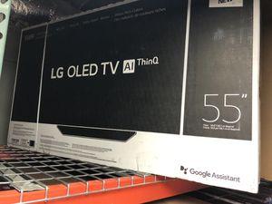 LG 55 inch 4K TV OLED B9 smart oled55B9p for Sale in Los Angeles, CA