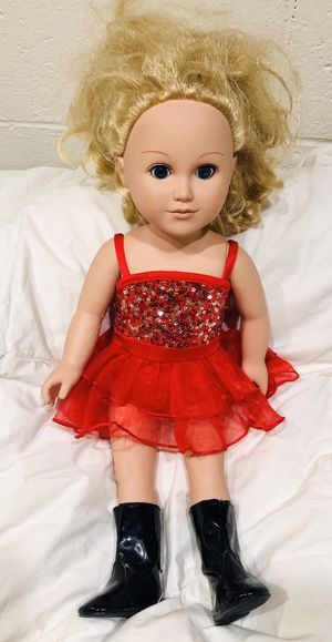 "Our Generation 18"" Doll for Sale in Richland, WA"