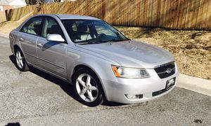 2007 Hyundai Sonata V33 •• Special Edition•• two pipes : clean title for Sale in Chillum, MD