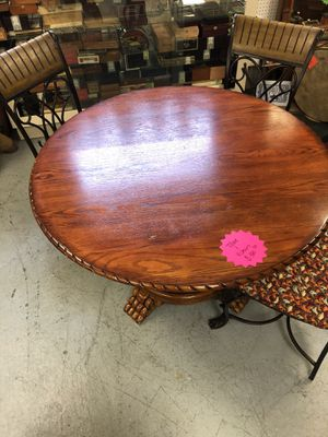 Table with 4 chairs for Sale in Batsto, NJ