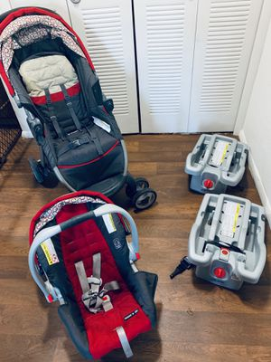 Graco car seat, bases and stroller for Sale in Kalamazoo, MI