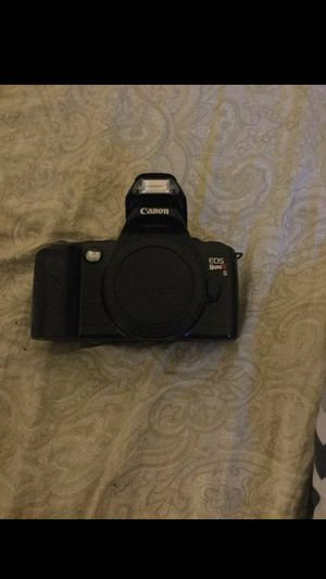 Canon EOS REBEL X S XS Film SLR Auto Focus Camera(body only) no lens or flim for Sale in Lithonia, GA