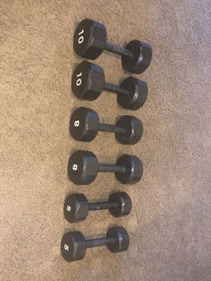 Dumbbell weights for Sale in Parker, CO
