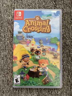 New Animal Crossing: New Horizons for Nintendo Switch for Sale in Lynnwood, WA