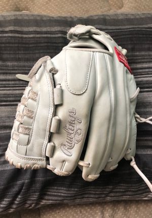 12.5 inch softball mitt for Sale in Palatine, IL
