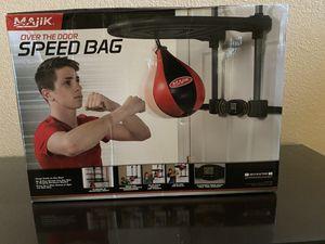 Over the door punching bag for Sale in Apopka, FL
