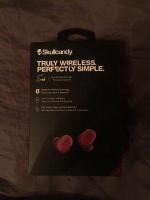 Skullcandy wireless Bluetooth headphones for Sale in Austin, TX