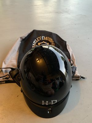Harley Davidson helmet. Medium for Sale in Dublin, CA