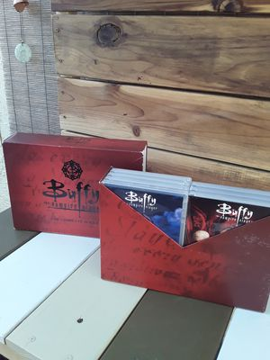 Buffy the Vampire Slayer Complete Series Box Set for Sale in Citrus Heights, CA